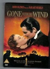Gone With The Wind (DVD, 2000) CLARK GABLE