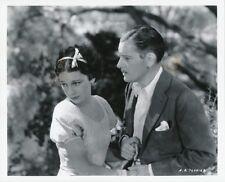 RONALD COLMAN KAY FRANCIS Original Vintage 1932 CYNARA Samuel Goldwyn Photo