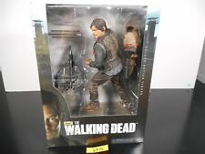 "SEALED! THE WALKING DEAD AMC 10"" DARYL DIXON DELUXE ACTION FIGURE SERIES 4 68-16"