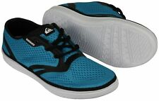 Quiksilver Mens Oceanside Shoes - Blue/Black/White