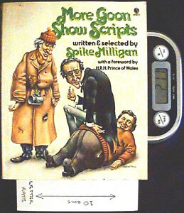 More Goon Show Scripts - SC by Spike Milligan