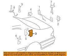 Mercedes MERCEDES-BENZ OEM 99-03 E320 Stereo Audio Radio-Amplifier 2108203489