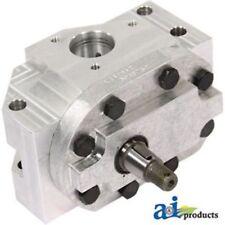 3038732M2 Hydraulic Pump (Single Stage) Fits Massey Ferguson: 2640,2675,2705,