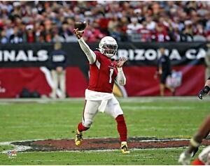 """Kyler Murray Arizona Cardinals Unsigned Throwing Action 11"""" x 14"""" Photo"""