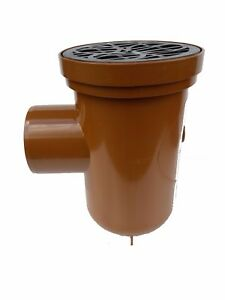 110mm Underground Drainage Coupler Bend Branch Gully Trap Pipe Fittings