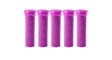 Emjoi Micro Pedi Refill Rollers Nano Callus Super Coarse Removal Safely 5 Pack