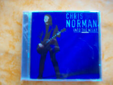 Chris Norman - Into The Night Cd Album Super zustand