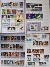 collezione 3, album francobolli Vaticano, San Marino, Germania, Bulgaria ecc