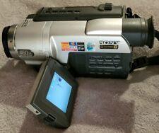Sony Handycam Dcr-Trv330 Digital-8 Camcorder