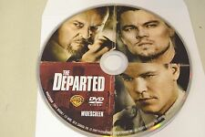 The Departed DVD, 2007 Widescreen Disc Only Free Shipping 1-226