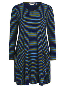 New Clear Light Dress Tunic Harbour Cruise Creek Tide  by SEASALT RRP was £49.95