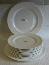 Set of Good Bad China Thorsten Van Elten Deadly Sins Contrary Virtues Plates