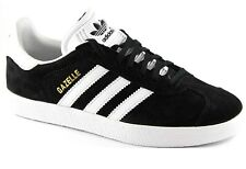 *NEW - ADIDAS ORIGINALS GAZELLE Mens Sneakers - Black/White (BB5476)