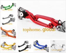 For Honda XR250R XR400R 1996-2004 / XR650R 2000-2007 Pivot Clutch Brake Levers