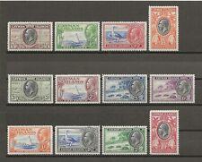 CAYMAN ISLANDS 1935 SG 96/107 MNH Cat £200