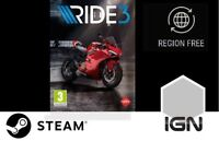 Ride 3 [PC] Steam Download Key - FAST DELIVERY