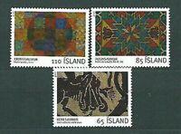 Iceland - Mail 2008 Yvert 1119/21 MNH Craft