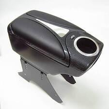 Carbon Armrest Centre Console For Peugeot 406 407 408 505 508 504 604 605 607