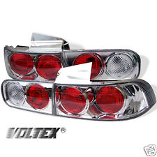 1994-2001 ACURA INTEGRA 4DR ALTEZZA TAIL LIGHT BAR LAMPS LIGHTBAR CHROME