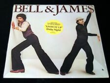 Bell & James-'78 Self-Titled Disco LP-SEALED W/Sticker
