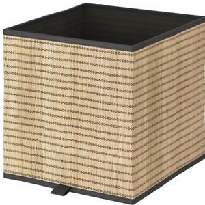 IKEA GNABBAS Storage Box Shelf Folding Organiser Kallax Shelving Expedite Drona