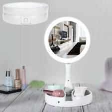 LED Kosmetikspiegel Licht Schminkspiegel Spiegel Vergrößerung 10 fach