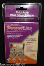 Powerline By Power Qwest 0900-27 Global Power Travel Kit
