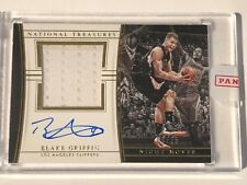 2015-16 Panini National Treasures Blake Griffin Night Moves 09/25 NM-BGR