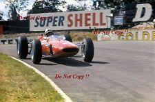 John Surtees Ferrari 158 British Grand Prix 1964 fotografía 3