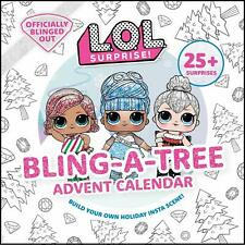 L.O.L. Surprise! LOL Bling-A-Tree Advent Calendar Christmas 2020 pre-order