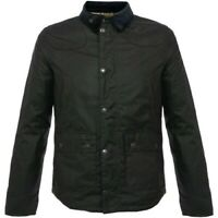 WAX REELIN JACKET BARBOUR Giacca uomo Barbour.Materiale: 100% cotone Made in UK