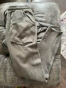 Kith Bennett Sweatpants Size L Olive Green