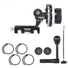 Tilta FF-T03 Follow Focus 15mm Rod Support Systems With AB Hard Stops