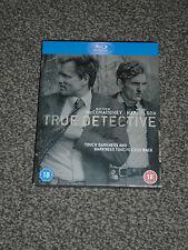 TRUE DETECTIVE : BLU RAY DVD IN VGC (FREE UK P&P)