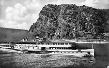 "Br43788 Ship Bateaux Der loreley Felsen schiff "" vaterland"""
