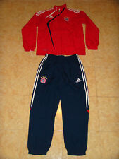Bayern Munchen Soccer Tracksuit Germany Munich Football Presentation Suit NEW M