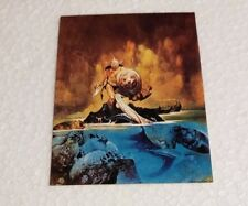 1994 SanJulian Collection Promos #1 Fighter and Sea Monster