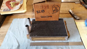 Ready-Aire 398218 Heater Core 1969-70 CHEVY,1975-76 CADILLAC BRASS/COPPER CONST.