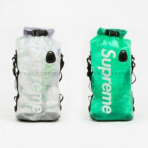 Supreme SS19 SealLine Discovery Dry Bag 20L tee cap keychain tool hoodie