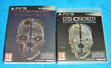 Sony PlayStation 3 Game - Dishonored: Game Of The Year Edition (Dutch Version)