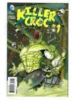Batman and Robin #23.4 Killer Croc #1 DC Nov 2013 3D Cover Variant LN/NM!