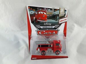 Disney Pixar Cars Red Deluxe Diecast Vehicle