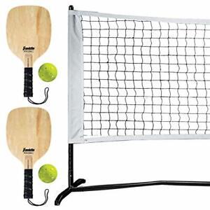 Franklin Sports Half Court Size Pickleball Net by Franklin Pickleball - Inclu...