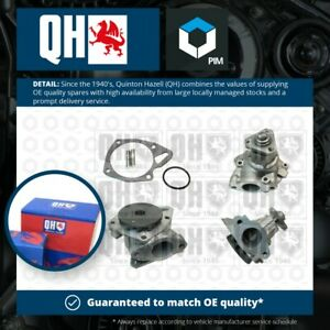Water Pump fits LANCIA BETA 2.0 75 to 86 Coolant QH 2287515 2306857 5882688 New