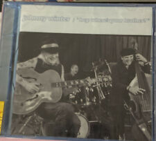 JOHNNY WINTER HEY WHERE'S YOUR BROTHER? CD New Sealed
