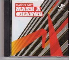 (FX582) Maddslinky, Make A Change - 2010 CD