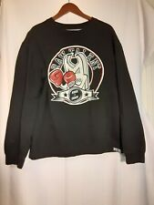 ImKing Raw Talent Black Boxing Graphic Kings of Choas Sweater 100% cotton