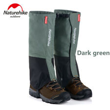 Outdoor Hiking Hunting Snow Snake Waterproof Boots High Legging Gaiters Men's