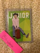 GOT7 Star Collection #63 JinYoung Pastel Card Official Top Loader Sleeve KPOP