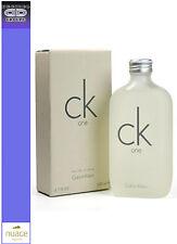 CALVIN KLEIN CK ONE EDT 200 ML unisex con vaporizzatore